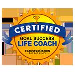 Certified Goal Success Life Coach